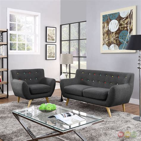 remark modern pc button tufted upholstered living room