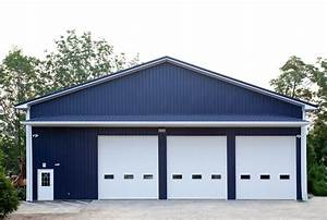 commercial pole building garage pinterest With commercial pole barn
