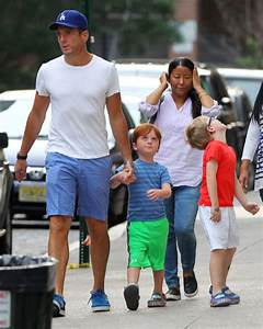 Exclusive... Will Arnett Takes His Sons Out For Dinner ...