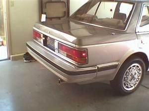 Nissan Driver240 1986 Nissan Maxima Specs  Photos