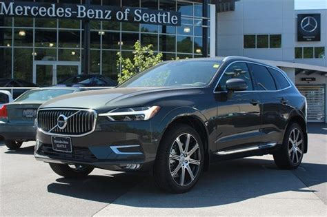 Used Volvo Parts Seattle by Used 2019 Volvo Xc60 T6 Inscription In Seattle Wa