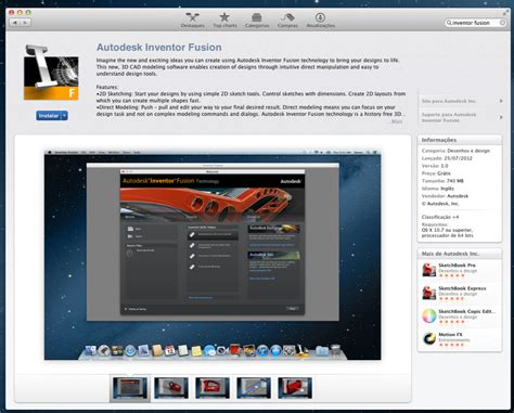 Autodesk Inventor For Mac by Autodesk Inventor Fusion Para Mac Render