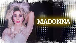 Déguisement Madonna Année 80 : madonna look makeup c mo disfrazarse de madonna 80 39 s d guisement ann es 80 style madonna ~ Melissatoandfro.com Idées de Décoration