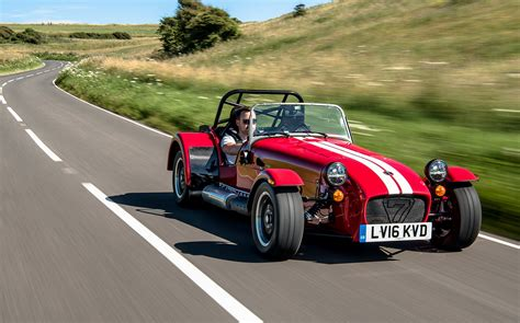 Caterham Seven 310 Review