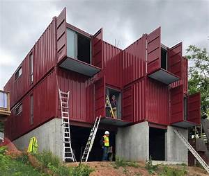 Hamilton's First Shipping Container Home Was Built in a ...