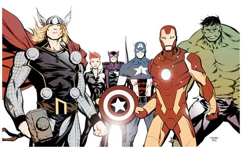 Why We Need The All New All Different Avengers Welcome