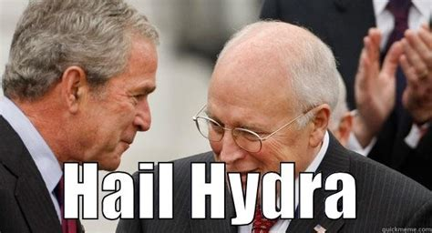 Hail Meme - did someone say hail hydra meme ign boards