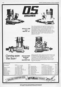 Os Rc Engine Manual