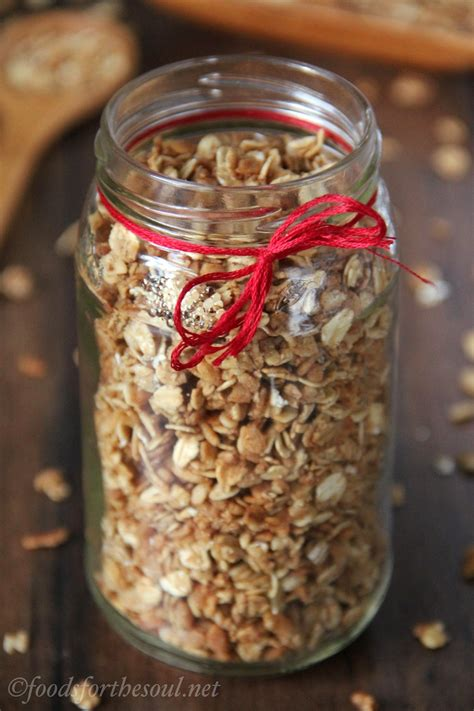 If you want to know more about coffee or tea, feel free to check the related articles below. Chai Latte Granola | Amy's Healthy Baking