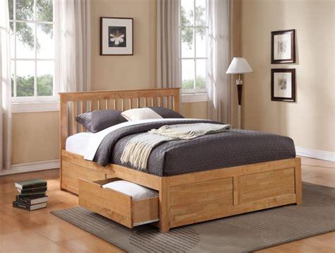 storage beds flintshire furniture pentre wooden bed