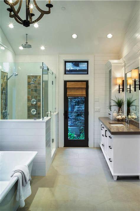 45 Stunning Transitional Bathroom Design Ideas To Make