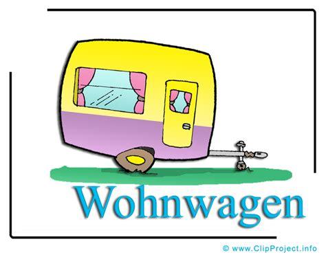 wohnwagen bild clipart