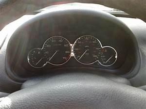 Compteur 206 Hdi : cerclage de compteur chrome pour peugeot 206 cc sw et hdi ebay ~ Melissatoandfro.com Idées de Décoration