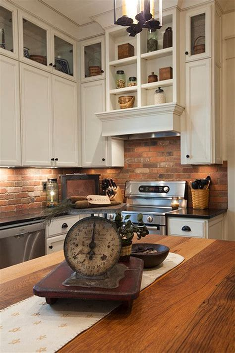 faux brick for kitchen backsplash best 20 faux brick backsplash ideas on 8920