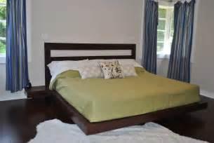 Bed Frame For King Bed by Diy King Bed Frame Diy My Home