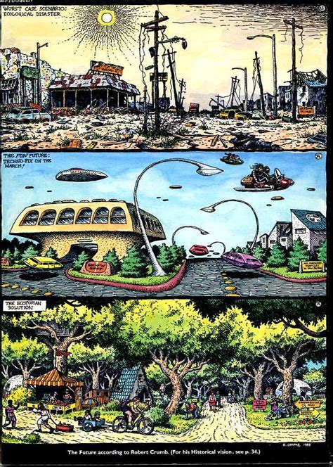 A Short History Of America By R Crumb And Joni Mitchell