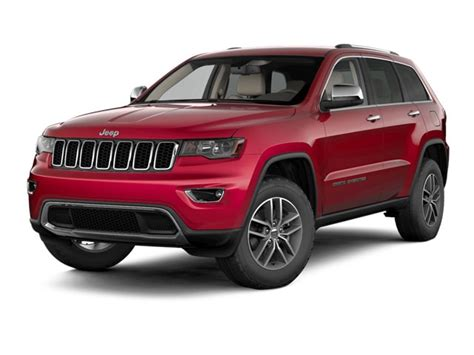 jeep grand cherokee limited 2017 red 2017 jeep grand cherokee new