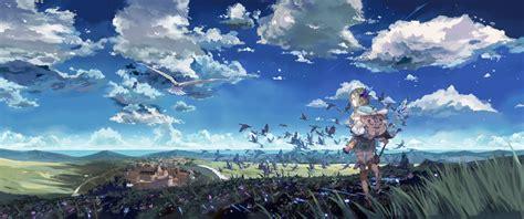 Sword Art Online Scenery 3440 X 1440 Wallpaper On Markinternational Info