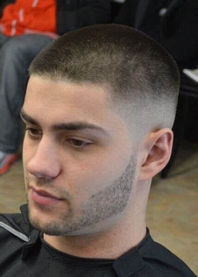 mens buzz cut fade styles hairstyles haircuts  men
