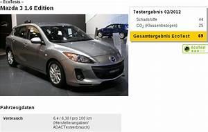 Sobre El Mazda3 1 6 Gasolina Y Sus Consumos