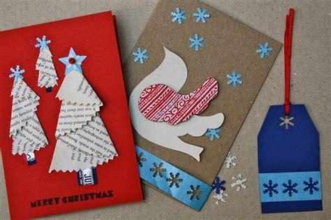 handmade christmas cards part one mrs fox s life home