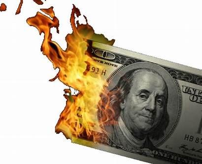 Bank Burning Cash Bitcoin
