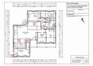 cuisine construction de maison individuelles locatives au With plan d une maison individuelle