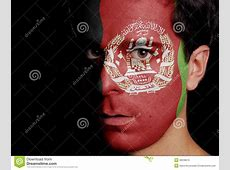 Flag Of Afghanistan Stock Photo Image 36538670