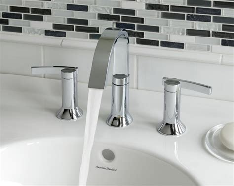 foret kitchen faucet berwick widespread bathroom faucet w lever handle modern