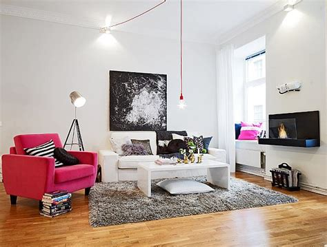 inviting  bedroom apartment     modern