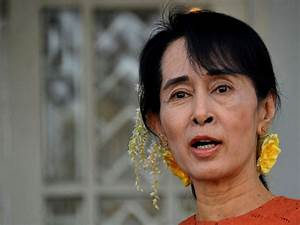 Suu Kyi on campaign trail for own parliament seat ...