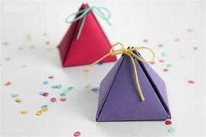 Fabriquer Une Boite En Carton Avec Couvercle : 1001 id es comment faire une bo te en papier ~ Melissatoandfro.com Idées de Décoration