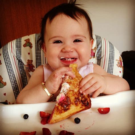 Finger Food For Babies Stay At Home Mum
