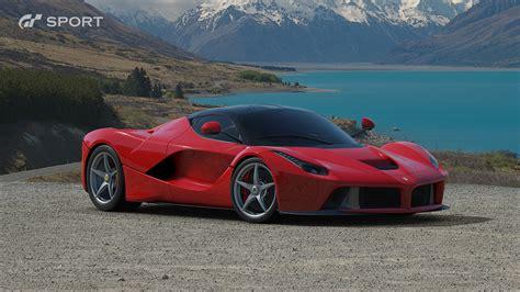 gran turismo sport master car list