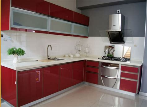 high gloss kitchen cabinets doors 4 types of high gloss kitchen cabinet doors modern kitchens