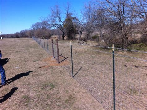 5 chain link fence barbed wire fence aaa burleson fence