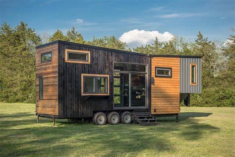 Small Homes : Escher By New Frontier Tiny Homes-tiny Living