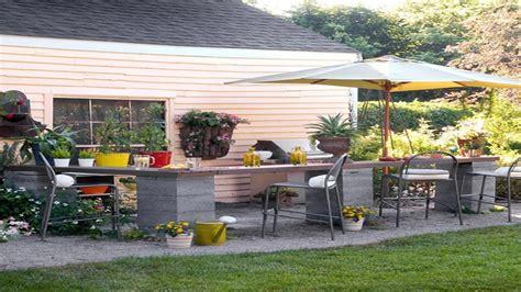 backsplash ideas for kitchens inexpensive outdoor small kitchen affordable outdoor kitchen ideas