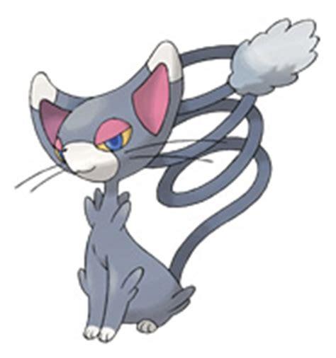 pokemon schwarz und weiss lilafarbenes katzen pokemon endeckt