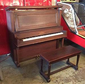 Antique Vose & Sons Upright Piano 1926 Maintained Sounds ...