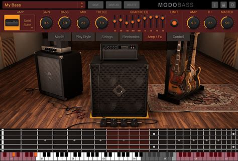 kvr modo bass  ik multimedia virtual bass guitar vst