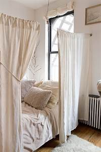 how to create dreamy bedrooms using bed curtains With images of bedroom with curtains