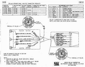 Pollak Trailer Connector Wiring Diagram