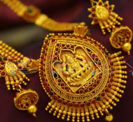 handmade wedding rings nl4134 indian temple traditional south jewellery haram new designs