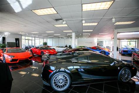 Bentley Lamborghini Rolls Royce Of Bellevue