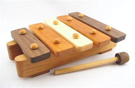 Boat Song Wood by Eco Friendly Wooden Xylophone For Musical Inhabitots