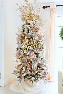 30, Fabulous, Christmas, Tree, Decorating, Ideas, That, Are, Totally, Heartwarming