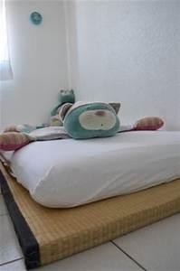 Lit Au Sol : litchi le lit au sol et nous baby 39 mat la veille de la pu riculture ~ Teatrodelosmanantiales.com Idées de Décoration