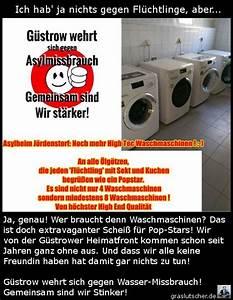 Zwei Waschmaschinen An Einen Abfluss : fl chtlinge sollen ihre waschmaschinen doch selbst ~ Michelbontemps.com Haus und Dekorationen