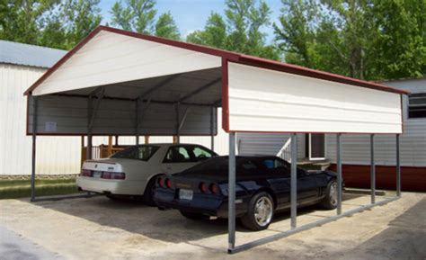 Metal Carports, Steel Carport Kits, Car Ports, Portable